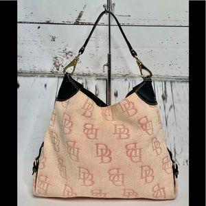 DOONEY & BOURKE Jumbo DB Medium Sac Hobo Bag